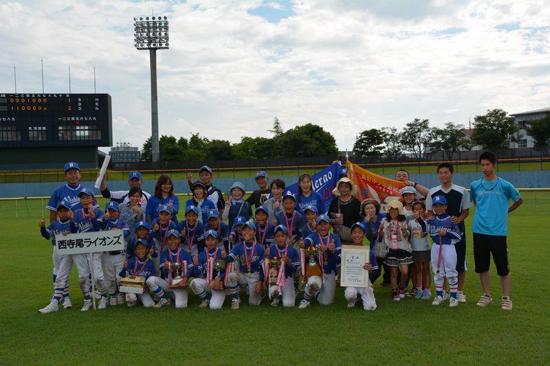 野球 少年 長野 大会 市