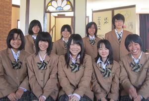 松本美須々ヶ丘高等学校制服画像